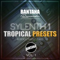 Tropical House Volume 1 by ryan taber on Bantana Audio