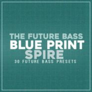Spire future bass presets on Bantana Audio
