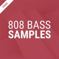 808 bass samples on Bantana Audio