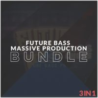 Future Bass Bundle For Massive 3 in 1 by ryan taber on Bantana Audio