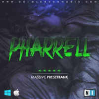 Pharrell – Massive Presets by Double Bang Music on Bantana Audio