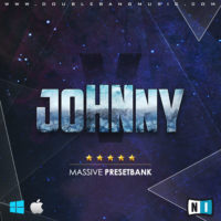 Johnny V – Massive Presets by Double Bang Music on Bantana Audio