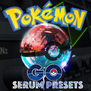 Pokemon GO Serum Presets by The Audio Bar on Bantana Audio