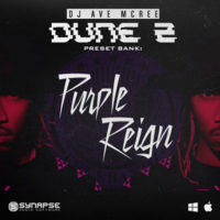 Purple Reign Dune 2.5 by Trap Camp on Bantana Audio