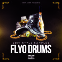 Flyo Drum Pack by Trap Camp on Bantana Audio