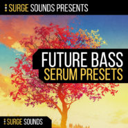 Future Bass for Serum on Bantana Audio
