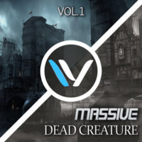 DEAD CREATURE VOL.1 by Pro Wave Studio on Bantana Audio