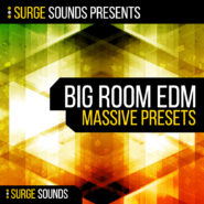 Big Room EDM by Surge Sounds on Bantana Audio