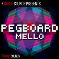 Pegboard Mello Serum & Massive by Surge Sounds on Bantana Audio