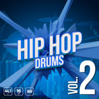 Iconic Hip Hop Drums Vol. 2 by Epic Stock Media on Bantana Audio