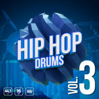 Iconic Hip Hop Drums Vol. 3 by Epic Stock Media on Bantana Audio