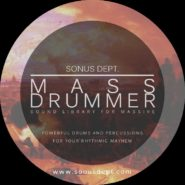 Mass Drummer by Sonus Sound Department on Bantana Audio