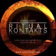Ritual Kontakts by Sonus Sound Department on Bantana Audio