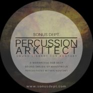 Percussion Arkitect by Sonus Sound Department on Bantana Audio