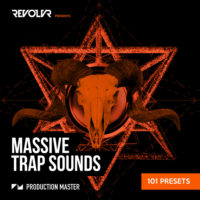 Revolvr presents Massive trap Sounds by Production Master on Bantana Audio