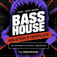 Duko – Body Mover (Ableton Template) by Production Master on Bantana Audio