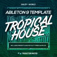 Gauzy – World (Ableton Template) by Production Master on Bantana Audio