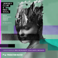 Jersey Club – Neo Soul NI Massive presets by Production Master on Bantana Audio