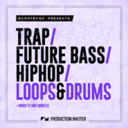 Trap / Future Bass / Hiphop Loops & Drums by Production Master on Bantana Audio