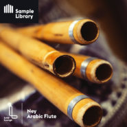 Ney: Arabic Flute by Lounge Loop on Bantana Audio