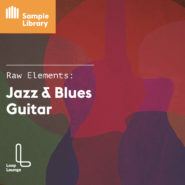Raw Elements: Jazz & Blues Guitar by Lounge Loop on Bantana Audio