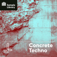 Concrete Techno by Lounge Loop on Bantana Audio