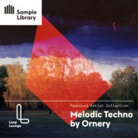 Melodic Techno by Ornery by Lounge Loop on Bantana Audio
