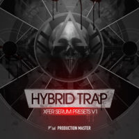 Hybrid Trap – Xfer Serum Presets by Production Master on Bantana Audio