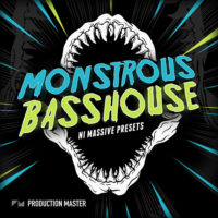 Monstrous Bass House – NI Massive presets by Production Master on Bantana Audio