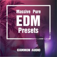 Massive Pure EDM Presets by mannav21 on Bantana Audio