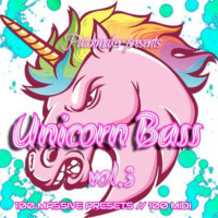Unicorn Future Bass Vol.3 by Patchmaker on Bantana Audio