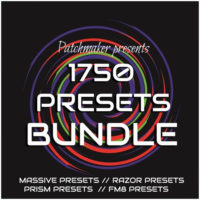1750 Presets : Native Instruments Bundle by Patchmaker on Bantana Audio