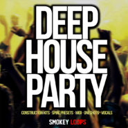 Deep House Party by Smokey Loops on Bantana Audio