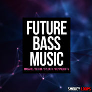 Future Bass Music by Smokey Loops on Bantana Audio