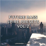 Future Bass Spire Presets on Bantana Audio