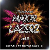 Major Lazerz Volume 3 on Bantana Audio