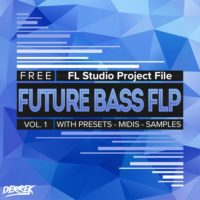 Free Future bass Fl studio project on Bantana Audio