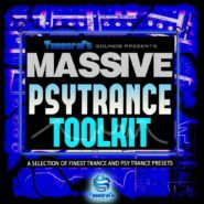 Psytrance Massive Presets on Bantana Audio