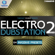 Tunecraft Electro Dubstation Vol.2 by Tunecraft on Bantana Audio