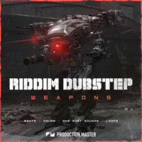 Riddim Dubstep Weapons by Production Master on Bantana Audio
