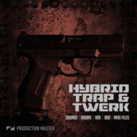 Hybrid Trap & Twerk by Production Master on Bantana Audio
