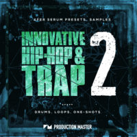 Innovative Hip-Hop & Trap 2 by Production Master on Bantana Audio