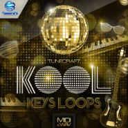 Tunecraft Kool Keys Loops by Tunecraft on Bantana Audio