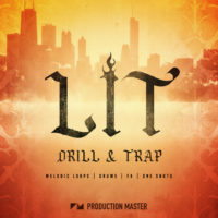 Lit Drill & Trap by Production Master on Bantana Audio