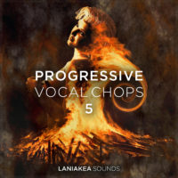 Progressive Vocal Chops 5 by Laniakea Sounds on Bantana Audio
