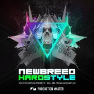 Newbreed Hardstyle by Production Master on Bantana Audio