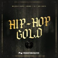 Hip-Hop Gold by Production Master on Bantana Audio