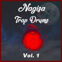 Nagisa Trap Drums Vol. 1 by NagisaOfficial on Bantana Audio