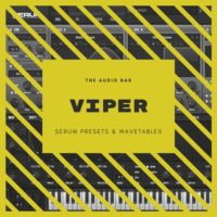 Viper – Serum Presets & Wavetables by The Audio Bar on Bantana Audio