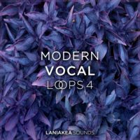 Modern Vocal Loops 4 by Laniakea Sounds on Bantana Audio
